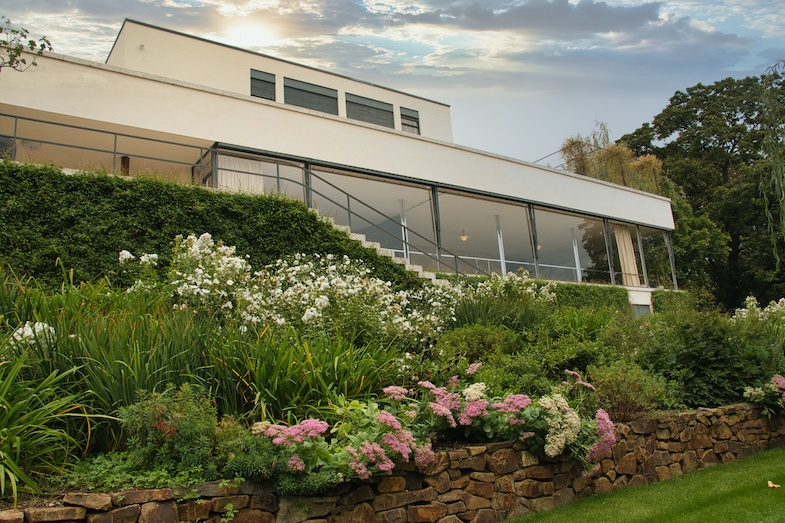 Villa Tugendhat museum - photo by Mike Shubic of MikesRoadTrip.com